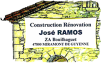 Logo CONSTRUCTION RÉNOVATION JOSÉ RAMOS
